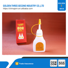 Cyanoacrylate Adhesive ,Epoxy material 502 Super glue with plastic bottle packing