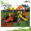 Dreamland commercial children outdoor playground big slides for sale