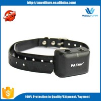 Pet accessories anti bark control trainer led dog collar