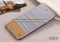 Denim Style PU Leather Flip Leather Case Cover Housse Etui Coque for Wiko Rainbow Getaway Cink Peax for One Plus One 1+