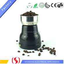High quality Electric Coffee Grinder Electric grinds Beans Small Burr Coffee Grinder