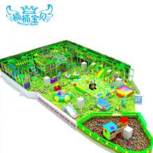 Shopping mall kids indoor playroom equipment