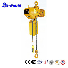 lightweight easily operating electric hoist cheap price