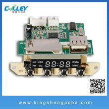 PCBA Assembly leap motion 3D Motion and Gesture Control Printed Circuit Board Fabrication
