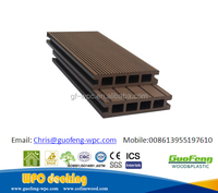 wpc composite flooring/outdoor wpc decking