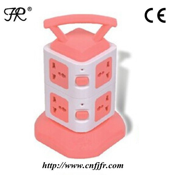 ABS 10A electrical tower power socket