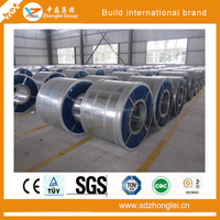 Container house DX51D Z275 hot dip galvanized steel coil wholesale and export