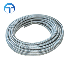 316 304 stainless steel hot water flexible metal hose/pipe/tube bathroom kitchen drain sink pipe