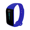 CE Rohs FCC Certification Heart Rate Fitness Tracker Wristband