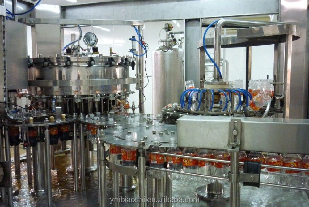 Water filling machine pure water production line