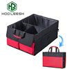 Multipurpose Black Oxford Fabric Foldable Auto
