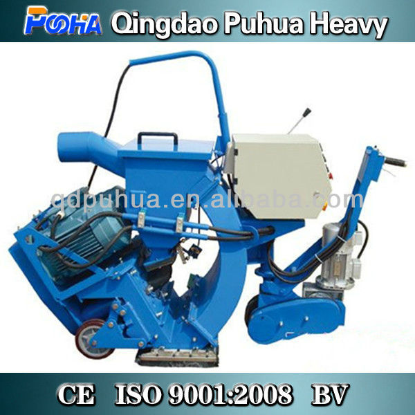 making machine Puhua automatic asphalt road shot blasting machine