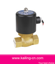 hs code for solenoid valve / 2 way steam brass water valve /AC220V,AC24V, DC24V, DC12V