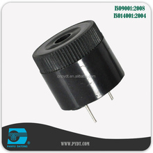 Low current high db piezoelectric buzzer
