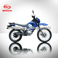 Speedy autocycle cheap durable moped /two wheel air cooled dirt bike WJ125GY-B