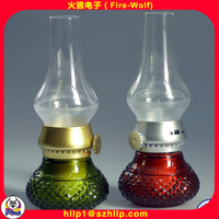 2016 New Creative Candle Light Vintage Oil Gas Blow Control Bed Side Lamp