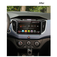 10.1 inch touch screen car dvd player for hyundai iX25 with Navigation supports both synchronous playback radio