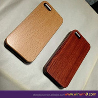 2016 newest OEM engraving blank wood case for iphone 4 for iphone 5 for iphone 6