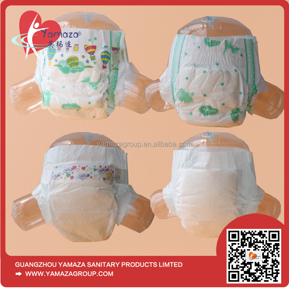 Wholesale Disposable bulk soft sleepy baby diaper in all sizes With High Quality
