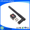 USB WiFi Wireless LAN Network 802.11n 150M Card Adapter With Antenna