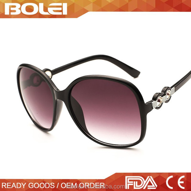 2015 new fashion unisex resin uv400 emboss gradient color factory price sunglasses