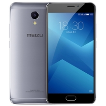 5.5 Inch 4gb+64gb new product Grey Original unlocked Meizu M5 Note M621Q with online shopping
