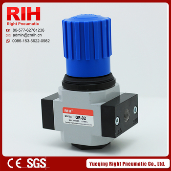 Adjustable OR-02 Air Pressure Regulator