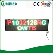 Messages Display Function and indoor/semi-outdoor/outdoor Usage indoor advertising small led display screen
