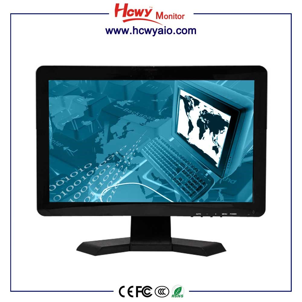 Best Price 1920 *1080 Industrial Panel Used 17 inch LCD Monitor VGA Desktop Computer TFT Monitor