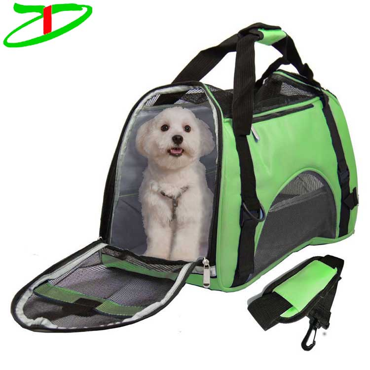 Lowest Price Airline Approved Dog Bag Pet Carrier Sling For Small Dogs