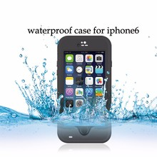 mobile phone diving case for iphone 6s waterproof function case & swimming cover for iphone 6s 6