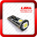 Led tuning t10 w5w 12v 5W canbus led car bulb