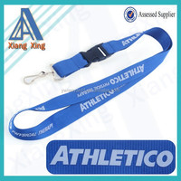 New promotion custom lanyards no minimum order