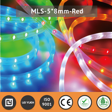 High Brightness Field Cuttable Dimmable 12V 24V SMD3020 Red LED Strip