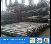High Quality Schedule 40 Carbon Steel Pipe 50mm Mild Steel Round Pipes Steel Round Pipe Sizes