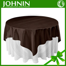 OEM bamboo material top quanlity fashional lighted table cloth
