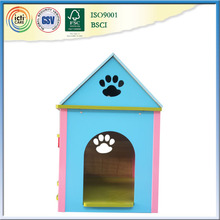 Rain cover for pet house with High Quality educational wooden