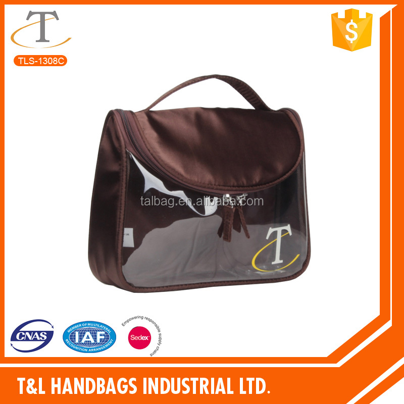 Professional supplier of transparent toiletry bag/toiletry bag for travel