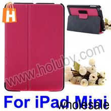 Folio Stand Leather Case for iPad Mini Retina iPad Mini