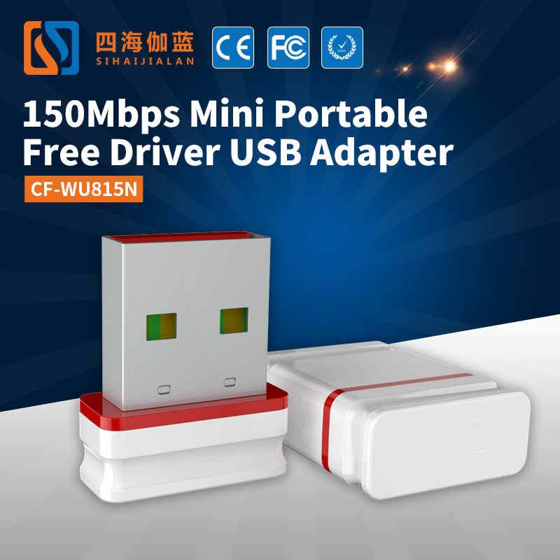 CF-WU815N RTL8188 Wifi Radio Scanner Receiver Adapter Micro USB Adapter Wireless Travel Dongle Adapters