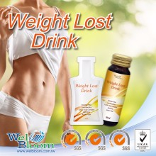 Healthy Fat Burner Drink for herbal food supplement