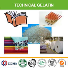 Technical/industrial grade beef gelatin