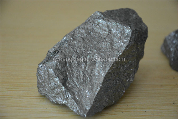 high purity&new technology steelmakng silicon metal si metal 3303