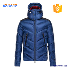 2017 New Arrival Down jacket for Winters Men Shiny Custom Winter Jacket