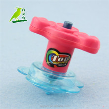 kids wind up spinning top toy