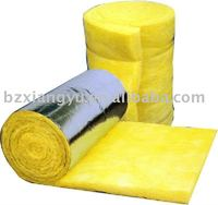 glass wool with aluminium foil