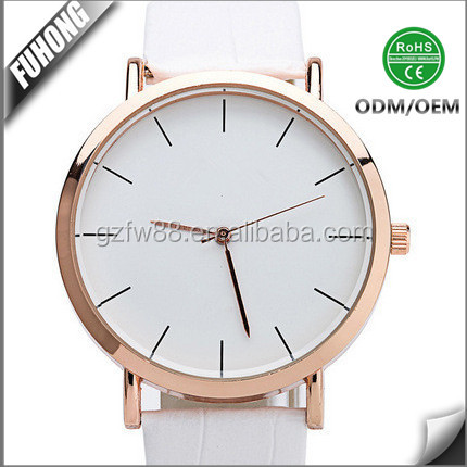 replica Japan and South Korea trending rose gold brand wrist watch
