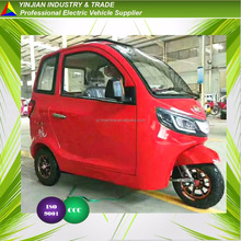 Cheaper Electric Trike 1200w 3 persons 3 wheeler Electric Tricycle Adult