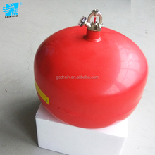 8kg Dry Chemical Powder Automatic Fire Extinguisher for Warehouse Using