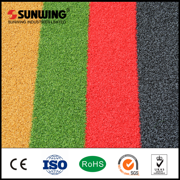 indoor cheap landscaping artificial grass for balcony